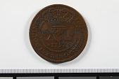 view 40 Reis, Portuguese Guinea, 1757 digital asset number 1