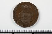 view 1/2 Macuta, Portuguese Guinea, 1853 digital asset number 1