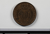 view 1 Escudo, Portuguese Guinea, 1946 digital asset number 1