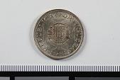 view 10 Escudos, Portuguese Guinea, 1952 digital asset number 1