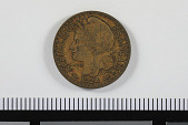 view 50 Centimes, Cameroon, 1924 digital asset number 1