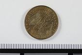 view 5 Francs, Cameroon, 1958 digital asset number 1