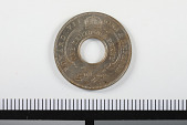 view 1/10 Penny, British West Africa, 1909 digital asset number 1