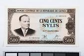 view 500 Sylis, Guinea, 1980 digital asset number 1