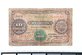 view 10 Centavos, Portuguese Guinea, 1914 digital asset number 1