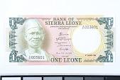 view 1 Leone, Sierra Leone, 1984 digital asset number 1