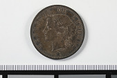 view 50 Cents, Liberia, 1896 digital asset number 1