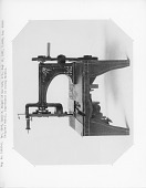 view 1851 - Isaac Singer's Sewing Machine Patent Model digital asset number 1