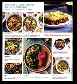 view Sun Basket Recipe Book digital asset number 1