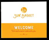 view Sun Basket Welcome Packet digital asset number 1