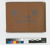 view U.S. War Ration Book, United States, ca 1943 digital asset number 1