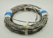 view Razor wire from the El Monte sweatshop, 1990s digital asset number 1