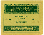 view The New System of Freehand Writing: Semi-Vertical Edition digital asset number 1