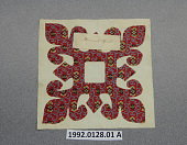 view 1849 Eighteen Appliqued Quilt Blocks digital asset number 1