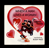 view When a Man Loves a Woman digital asset: Album Cover for When a Man Loves a Woman