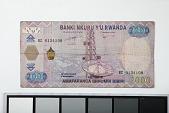 view 2,000 Francs, Rwanda, 2014 digital asset number 1