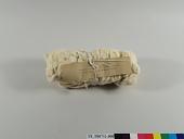 view Sample of Peruvian full rough raw cotton; Wonalancet Co., NH; 1913 digital asset number 1