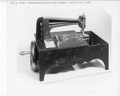 view sewing machine, straw braid digital asset number 1