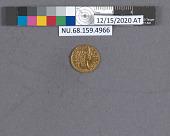 view 1/2 Ducat, Lithuania (Poland), 1665 digital asset: after treatment