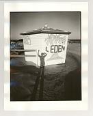view West of Eden digital asset: Photograph, silver gelatin, West of Eden