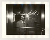 view Butterfield 9, owner Umbi Singh digital asset: Photograph, silver gelatin, Butterfield 9, owner Umbi Singh