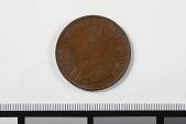view 1 Penny, South Africa, 1935 digital asset: Coin, 1 Penny