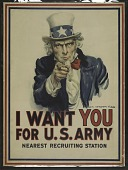 view I Want You for U. S. Army digital asset number 1