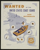 view Wanted by the United States Coast Guard Safe Motorboats digital asset number 1