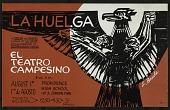 "view Teatro Campo ""La Huelga"" digital asset number 1"