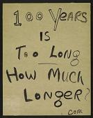 view 100 Years Is Too Long ... digital asset number 1
