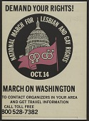 view Demand Your Rights! March On Washington digital asset number 1