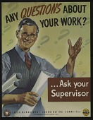 view Any Questions about Your Work? Ask Your Supervisor! digital asset number 1
