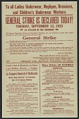 view General Strike is Declared Today! digital asset number 1
