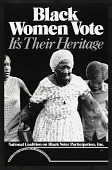 view Black Women Vote ((/)) It's Their Heritage digital asset number 1