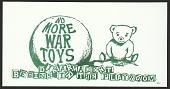 view No More War Toys digital asset number 1