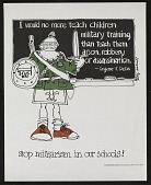 view Stop Militarism In Our Schools digital asset number 1