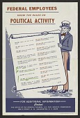view Federal Employees know the rules on Political Activity digital asset number 1