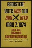 view Vote Yes for Our City digital asset number 1