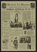 view Womens Suffrage in NZ digital asset number 1