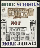 view More Schools Not More Jails digital asset number 1