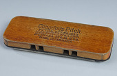 view pipe, pitch digital asset: Congdon's Pitch pipe