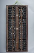 view Suan-p'an, or Chinese Abacus (Double) digital asset: CHINESE DOUBLE ABACUS