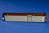 view Keuffel & Esser 4080-3 Log Log Trig Duplex Slide Rule digital asset: Slide Rule - Keuffel & Esser Model 4080-3 - Log Log Duplex Trig