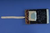 view Susan Jane Thompson Deuel's crazy patchwork needle book, ca. 1880 digital asset number 1