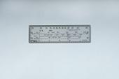 view Felsenthal FAE-9 Protractor digital asset: Felsenthal FAE-9 rectangular protractor