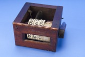 view Atkinson Counting Register, U.S. Patent Office Model digital asset: Atkinson Counting Register