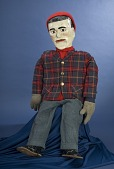 view Woodsman Ventriloquist Dummy digital asset number 1