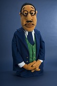 view Lewis Latimer Hand Puppet digital asset number 1