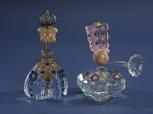view Octagonal Perfume Bottle from Animated Film <i>Date with Duke</i> by George Pal digital asset number 1