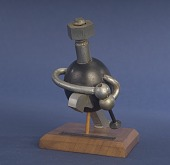 view Nuts and Bolts Soldier from Animated Film by George Pal digital asset number 1